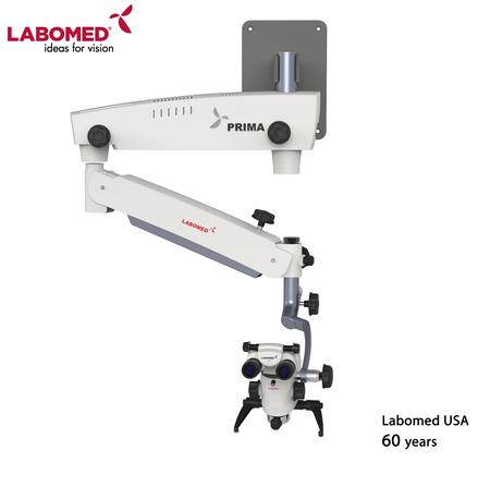 Mikroskop Labomed Prima wall